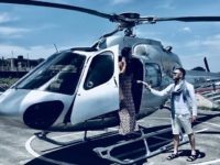 Rent a Helicopter for Wedding proposal