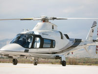 Helicopter Flights Agusta 109