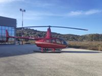 Helicopter Private Services Robinson R44