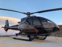 Athens, Santorini, Mykonos, Crete Helicopter for rent