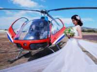 Wedding in Greece Helicopter Rent